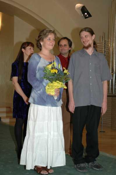 Dita{{_AND_}}Honzík Hanouskovi - miláčkové