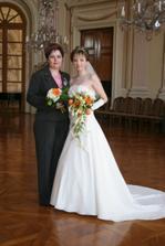 se svědkyní nevěsty...