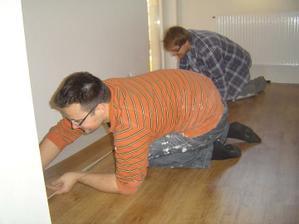 pokladka podlahy