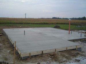 betonova platna