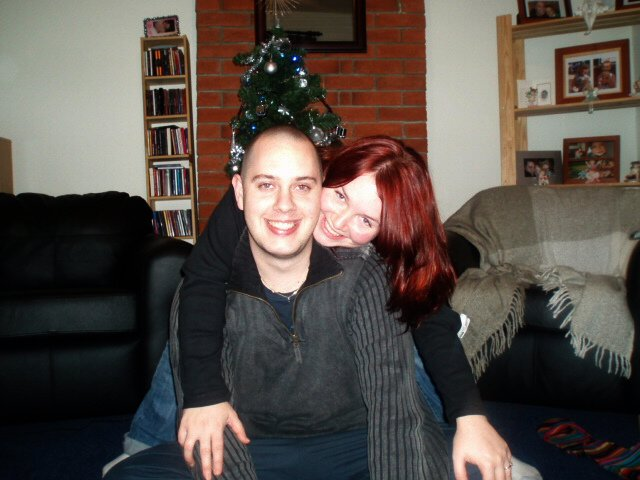 Slniecko a panacik - Xmas 2006