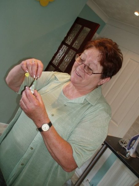 Ivana Drahovska{{_AND_}}Richard Hawkins - moja babka a jej bublinky