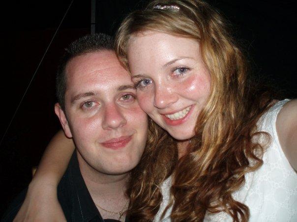 Ivana Drahovska{{_AND_}}Richard Hawkins - Mr and Mrs Hawkins