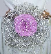 Svadobné kytice - netradicne