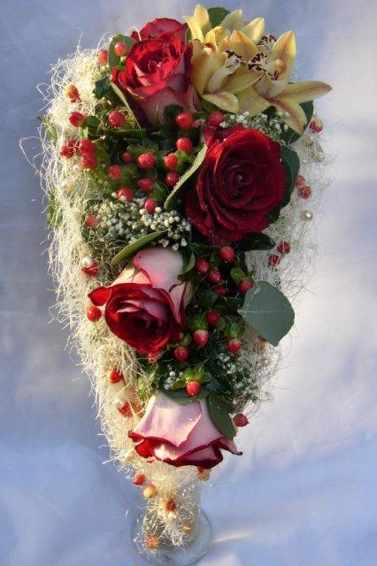 Svadobné kytice - Obrázok č. 42