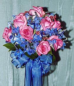 Svadobné kytice - Obrázok č. 67