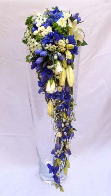 Svadobné kytice - Obrázok č. 92