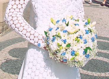 Svadobné kytice - Obrázok č. 98