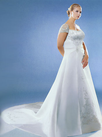 Baculky - http://www.classicbrideonline.com/plussize.html#
