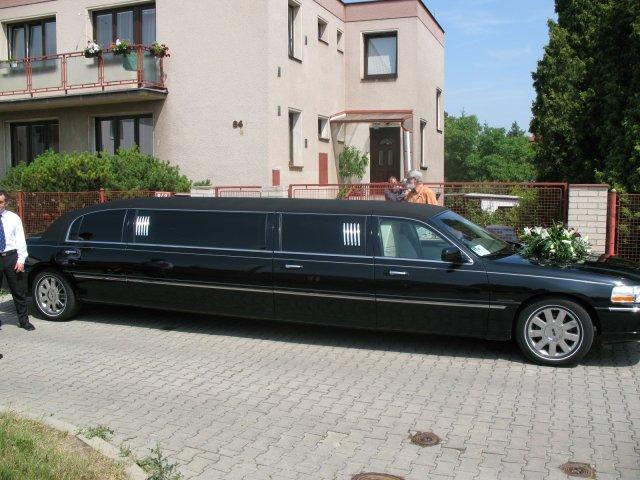 Jana Peterková{{_AND_}}Jiří Motl - autíčko nevěsty