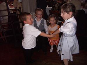 i děti se skvěle bavily