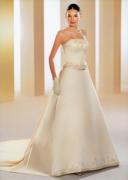 Moje svatební šaty jsem koupila v Andělském svatebním studiu v Praze