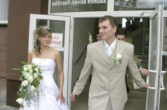 a už manželéé