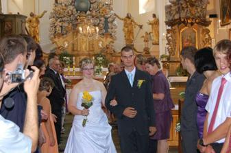 jsme manželé :-)