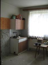 pôvodná kuchyňa. teraz detská izba