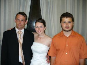 s mojim bratom