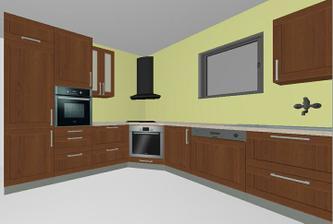 navrh kuchyne 2