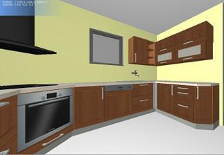 navrh kuchyne 4