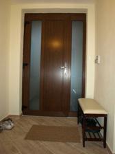 Vchodove dvere - vstup z ulice