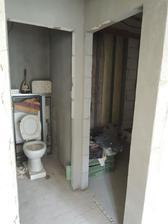 Záchod bude hezky zabudovaný.. alespon takto provizorně..