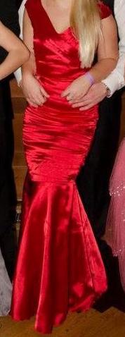 šaty strihu morská panna - Obrázok č. 1