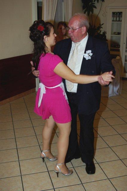Dadka{{_AND_}}Peťo - red. tanec s krstným