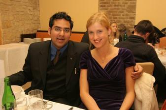 Sanyam a Viki