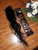 Vlasový příčesek z pravých vlasů 55 cm,