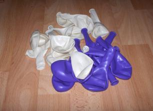 .... balóniky pre najmenších sú taktiež prichystané ...