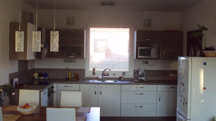 Kuchyň Nobilia - fotí mi špatně foťák...nebo to bude fotografem...