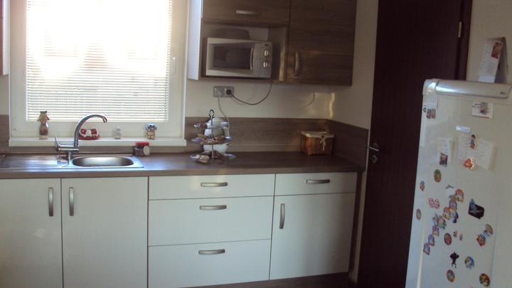 Kuchyň Nobilia - Místo této mikrovlnky bude vestavná