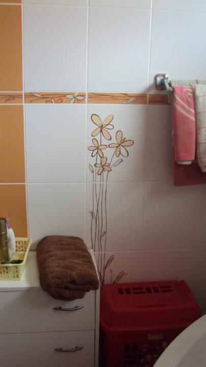Koupelna - Dlažba a obklad Linea od Raka