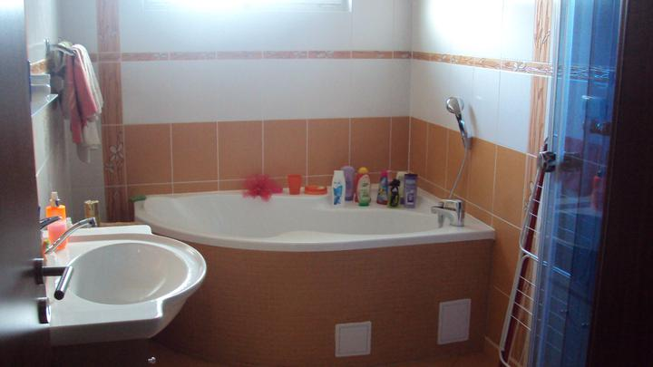 Koupelna - moje a dětí relax království