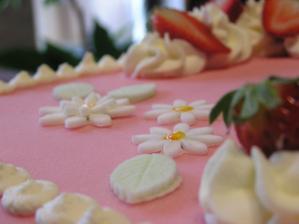 ochutnávka dortu z Ováče