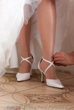 botky ve svatební den