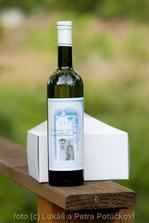 svatební víno a výslužka