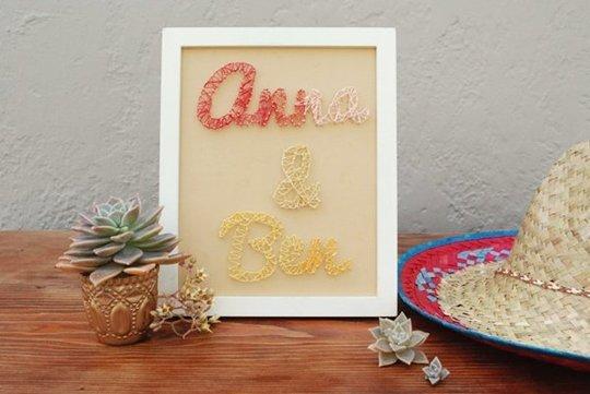 Svadba nemusí byť drahá - počíta sa nápad! :) - pre sikovne ruky...