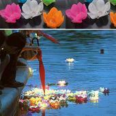 Plávajúci lampión,