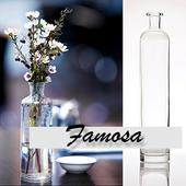 """Váza """"flaška"""" ,"""