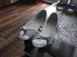 Boty na přezutí straašně pohodlné!!
