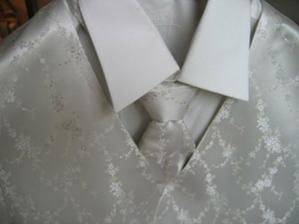 detail kosela vesta francuzska kravata