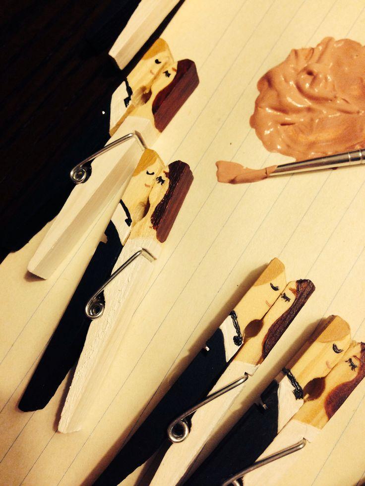 Prípravy - užívanie plnými dúškami! - príprava darčekov pre svadobčanov, zamilovala som si ich!