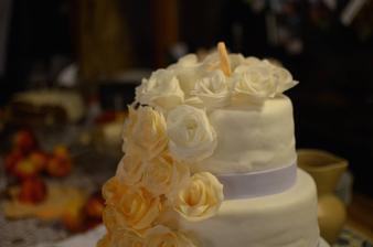 svadobná torta bola naozaj parádna! ako podľa predlohy :)