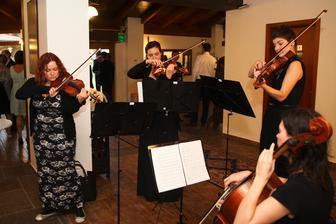Dámy z Hummel Quartet boli famózne bez ohľadu na miesto!