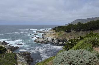 pobrežie Pacifiku