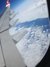 ľadovec vo vode! :)) vyzeralo to ako maľované fakt!