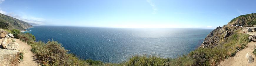 pobrežie Pacifiku je úžasné! na každom kroku to človeka láka zastaviť a dívať sa, fotiť, dýchať ten úžasný vzduch a počúvať šum oceánu