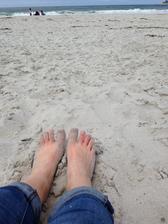 predstava pobytu na pláži bola samozrejme kúlinko inán :D ale tak v apríli človek nemôže čakať tropické teploty :D