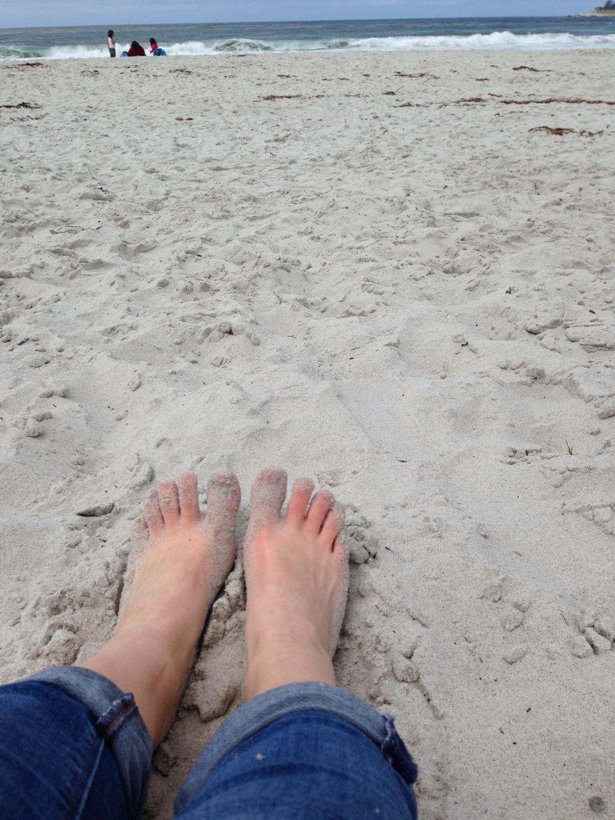 """""""If you can dream it, you can do it."""" - predstava pobytu na pláži bola samozrejme kúlinko inán :D ale tak v apríli človek nemôže čakať tropické teploty :D"""