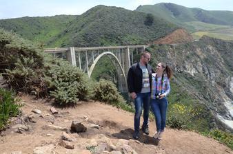"""Brixby bridge :) ak vám je povedomý tak možno preto lebo """"vystupoval"""" už vo viacerých filmoch :)"""
